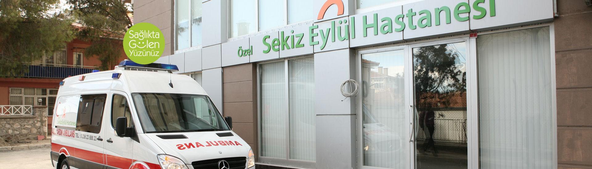 Özel Sekizeylul Hastanesi