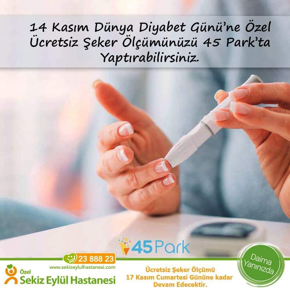 14 Kasım Dünya Diyabetik Günü